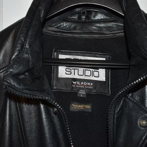 Wilson's Leather Men's leather jacket